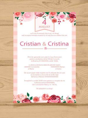 Invitatie nunta 3