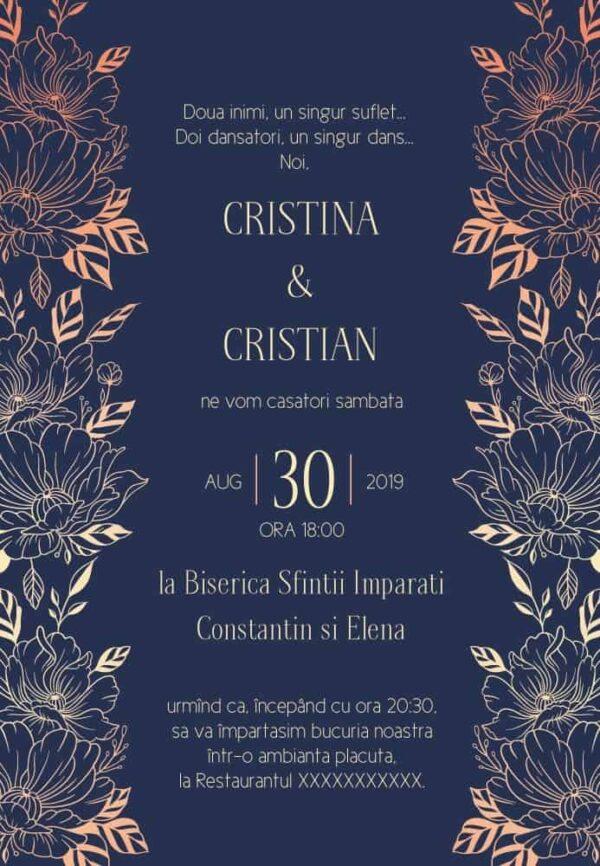 Invitatie nunta 6