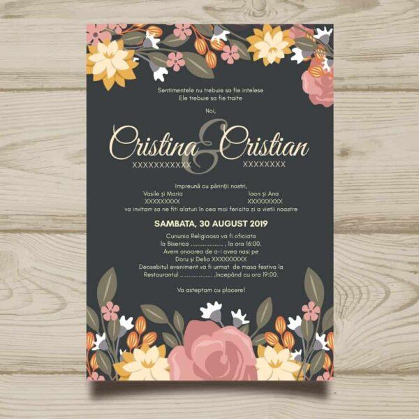 Invitatie nunta 24