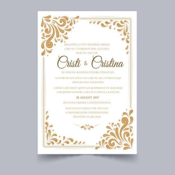 Invitatie nunta 11