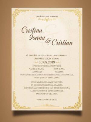 Invitatie nunta 21